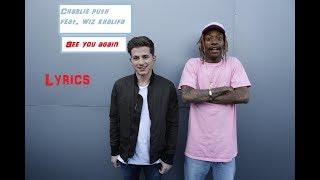 Wiz Khalifa feat. Charlie Puth | See You Again | LYRICS |