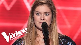 Britney Spears (Toxic) |Queen Clairie | The Voice France 2018 | Blind Audition