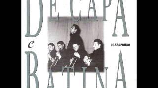 José Afonso   De Capa e Batina   Contos Velhinhos