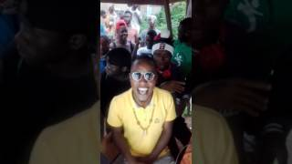 Clash tdy Joe vs rap ivoire (kiff no beat mc one)en direct