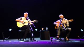 A Luz de Tieta - Caetano Veloso e Gilberto Gil em Tel Aviv, Israel 28.7.15