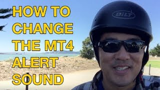 How to Change the Default MT4 Alert Sound - Metatrader 4 Tutorial
