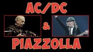 ACDC & Piazzolla - Thunderstruck + Libertango