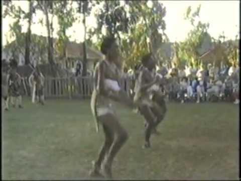 South Africa 1984 – Bantu Dance