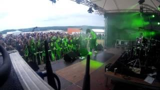 Hitten - Johnny Lorca Solo (Der Detze Rockt, Germany) 20/june/2015
