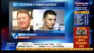 Frank Warren On Bellew Failing To Make Check Weight