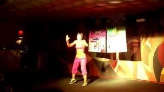 """""""Arroyito"""" by Fonseca COOL DOWN  Zumba and Dance Festival in Alytus (LT), April 27th, 2013."""