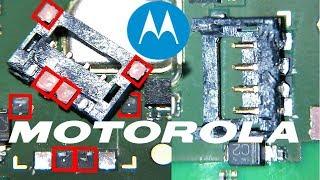 Moto X2 broken battery connector - FIX / Оторванный с корнем коннектор АКБ - решение