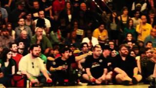 Dirty South Derby Girls vs. Memphis Hustlin' Rollers 4/21/2012