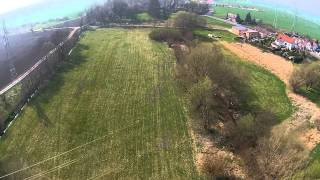 Mein zweiter Video-Drohnen-Flug(DJI Phantom 2 Vision) HD1080p Epic Music