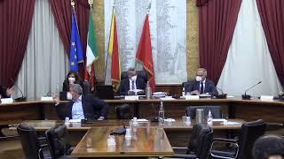 Consiglio Comunale Marsala - Seduta del 06/05/2021 - Ripresa lavori