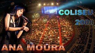 Ana Moura *2008 Coliseu #02* Os meus olhos são dois círios (Fado menor)