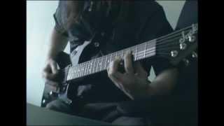 Avantasia - Carry Me Over (guitar cover)