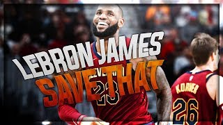"Lebron James "" save that"" ᴴᴰ"