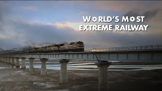 Megastructures: World's Most Extreme Railway