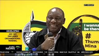 """No more """"secret meetings"""" between all ANC leaders"""