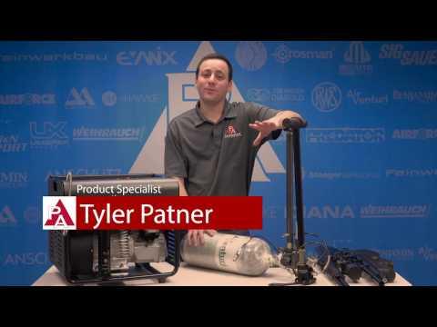 Video: Episode 2 - PCP Airguns 101: PCP Airgun Fill Methods    Pyramyd Air