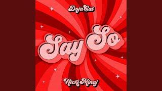 Doja Cat - Say So (ft. Nicki Minaj)