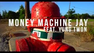 "Money Machine Jay - ""Crumbs 2 Bricks"" Ft. YungTwon (Official Music Video)"