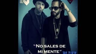Yandel - No Sales de Mi Mente  ft  Nicky Jam (Dj Pity 87 - Version Cumbia)