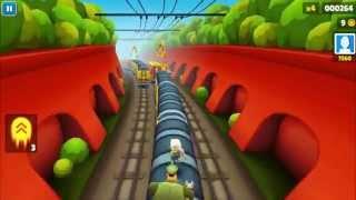 Subway Surfers Gameplay PC
