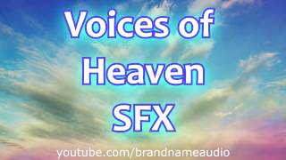 Voices of Heaven Angel Choir SFX