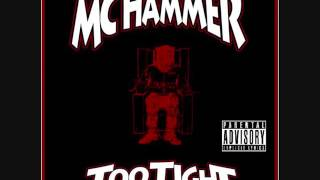 Mc Hammer feat. 2Pac - Too Tight (Produced by Johnny 'J') (1996) (Unreleased) (Snippet)