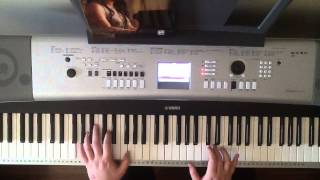 Drifter By Amy Lee (Feat. Dave Eggar) Piano Cover