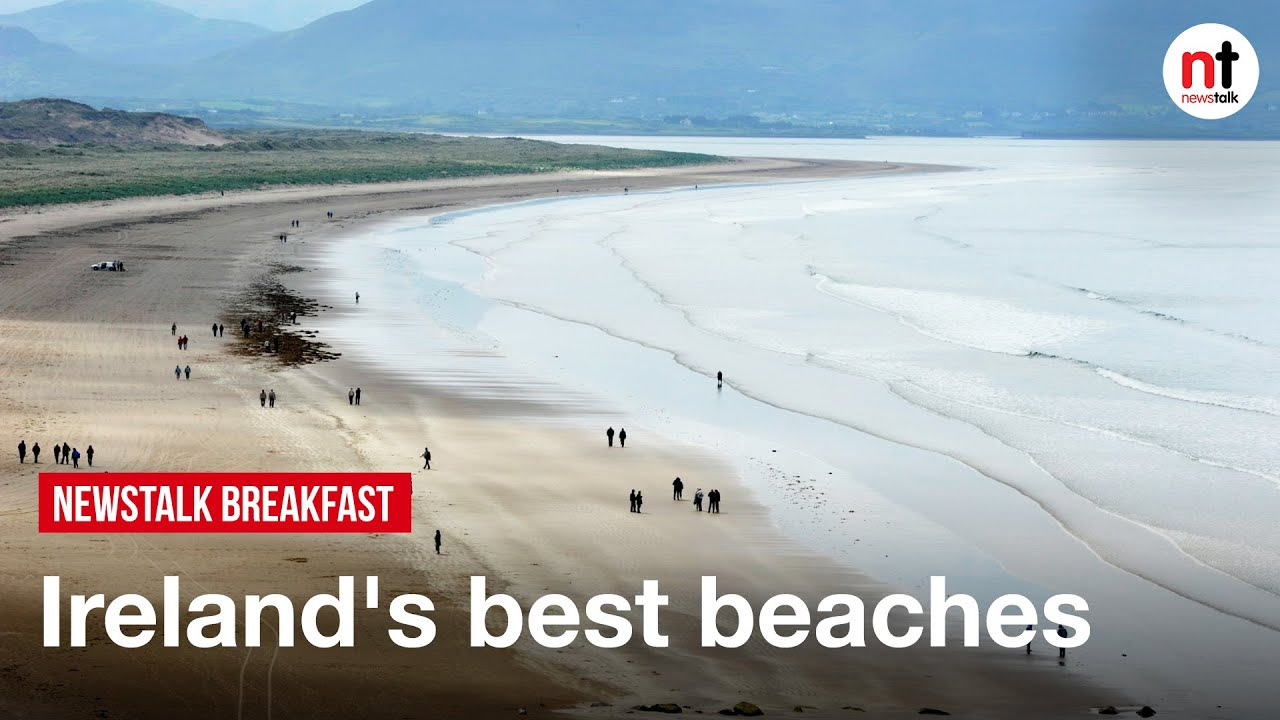 Looking for a Swimming Spot this Weekend? Here are some of Ireland's best Beaches
