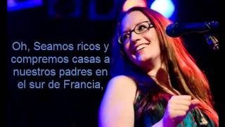 Ingrid Michaelson - You and I  (Subtitulado al Español)