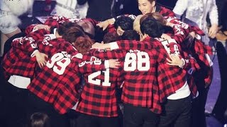 The OT12 Journey (we all miss them) EXO