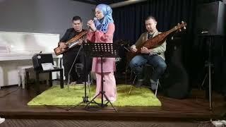 Anis Al Idrus feat. Saufi Aiman - Kaulah Segalanya (Cover)