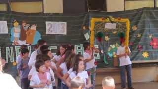 Festa de Finalistas Escola do Monte 2012 2013 Musica