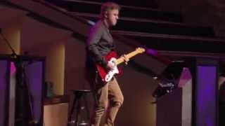 Live Guitar Solo - Matt Johann (Risen by Israel Houghton, Live @ Lakewood Church)