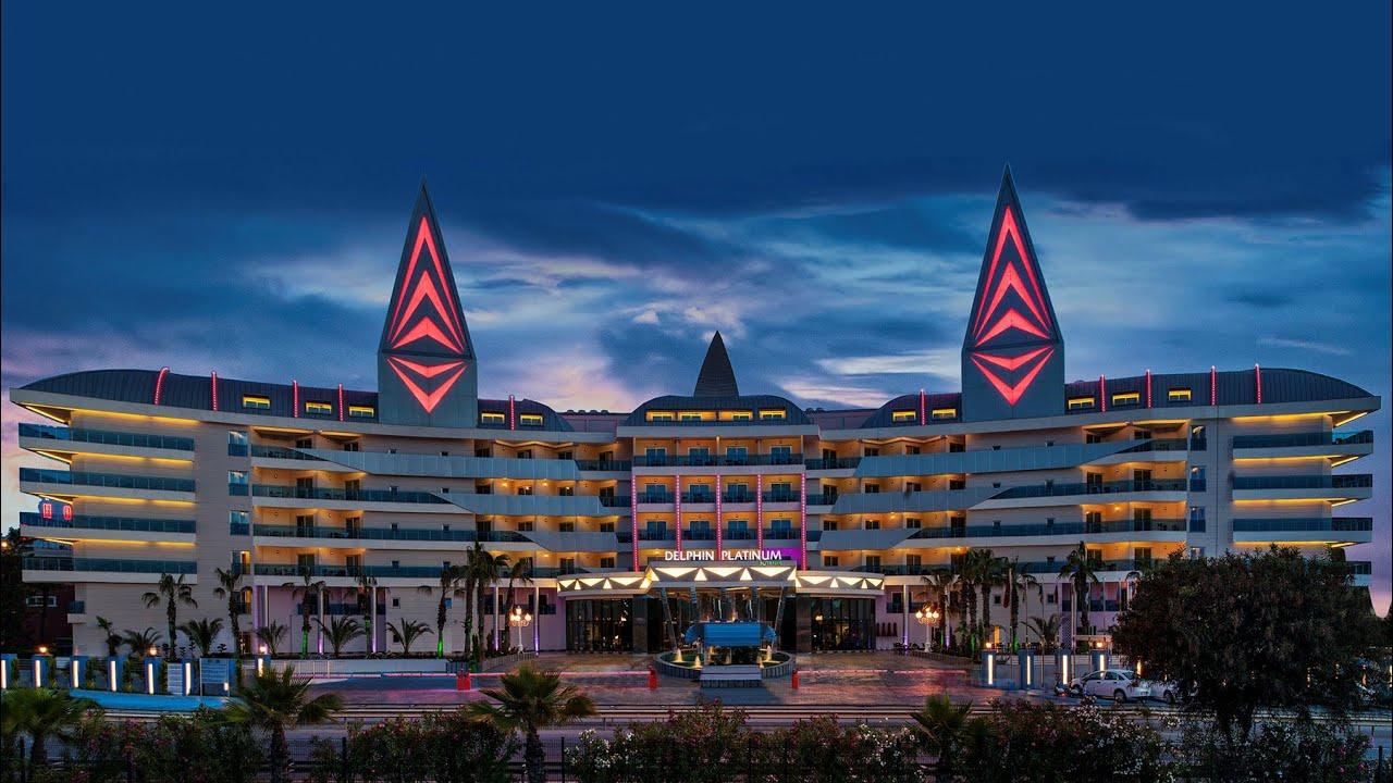 Hotel Delphin Botanik Platinum Turcia (4 / 19)
