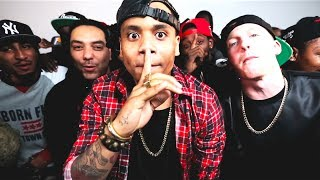 "Cipha Sounds X Drewski ""Banned From Radio"" F/ Maino,Bodega  Bamz, Chinx, Troy Ave, Mack Wilds, CBD"