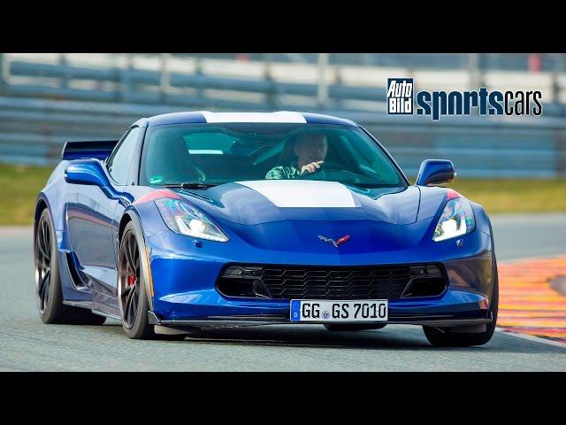 Chevrolet Corvette Grand Sport (Z07) (C7)