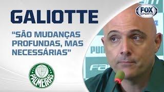 MANO CAIU!! Palmeiras perde para o Flamengo e Galliotte anuncia demissão de Mano e Alexandre Mattos