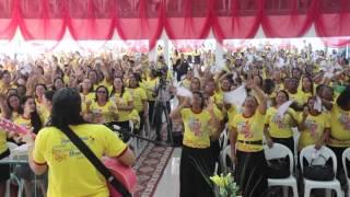 7º Congresso De Mulheres do Ministerio Novas De Paz
