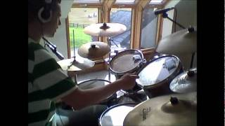 Audioslave - Cochise Drum Cover