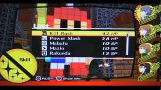 Persona 4 Golden Playthrough pt 62: -Game Over- Mitsuo The Hero