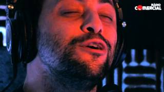Rádio Comercial | António Zambujo e Miguel Araújo - Som de Cristal (ao vivo)