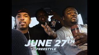 JUNE 27th FREESTYLE | Big Pokey, Lil' Flip & Shasta • DJ Screw Soldiers United for Cash Documentary