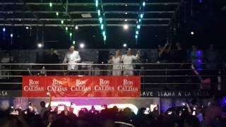 Como - Isla Bonita -  La Clave Night Club 🎵 - Concierto - (Cali - Colombia)