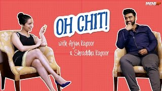 MensXP: OH CHIT With Arjun Kapoor & Shraddha Kapoor | Interview With Half Girlfriend Cast