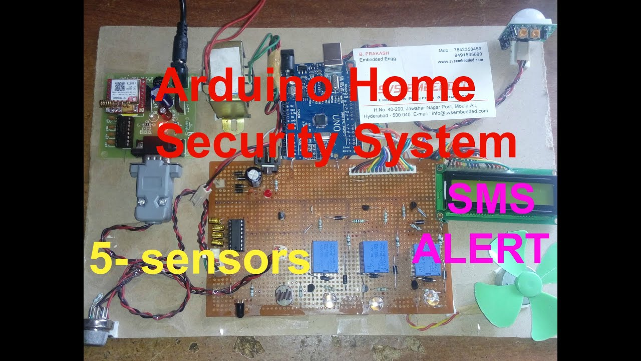Wireless Home Security Alarm System Pandora TX 78143