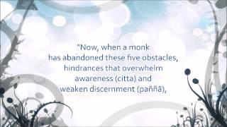Avarana Sutta - Obstacles width=