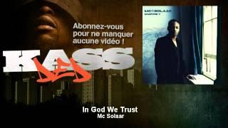 Mc Solaar - In God We Trust - Kassded