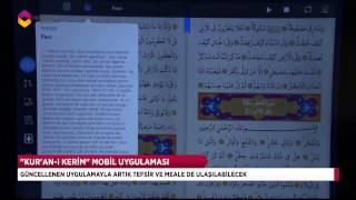 """""""Kur'an-I Kerim"""" Mobil Uygulaması Güncellendi - TRT DİYANET"""
