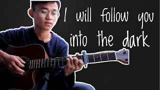 Death cab for cutie | I will follow you into the dark | Cover |